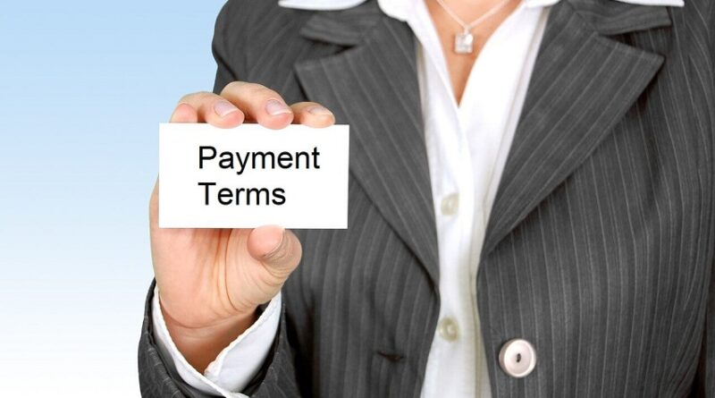 Payment Terms in SAP