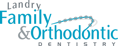 Landry Family and Orthodontic Dentistry Logo
