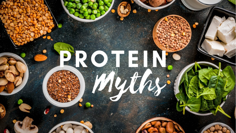Myths Associated with Protein