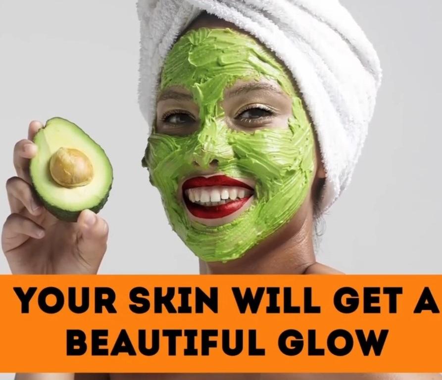 1.Glowing Skin