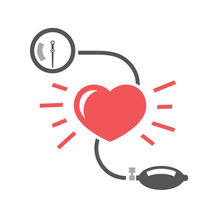 5.Lower Blood Pressure