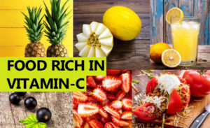What Is The Function of Vitamin C: 15 Foods Rich In Vitamin C