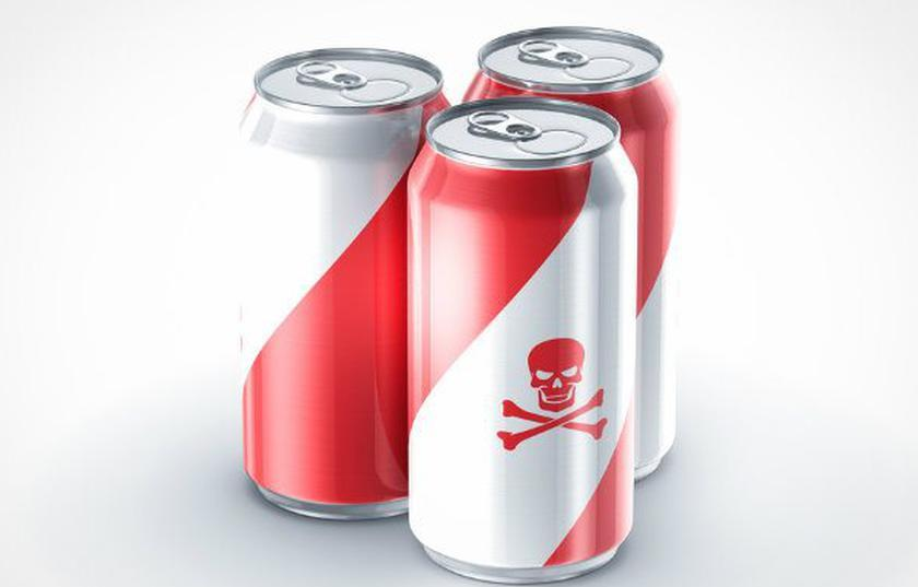 Soft Drinks And Energy Drinks