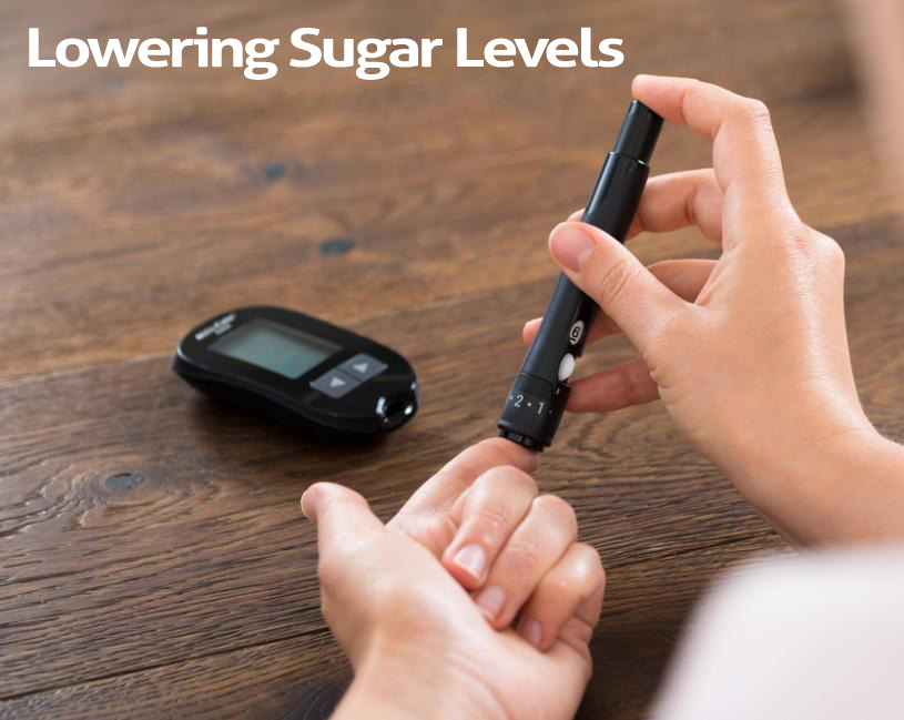 Sugar Levels in Diabetic Patients