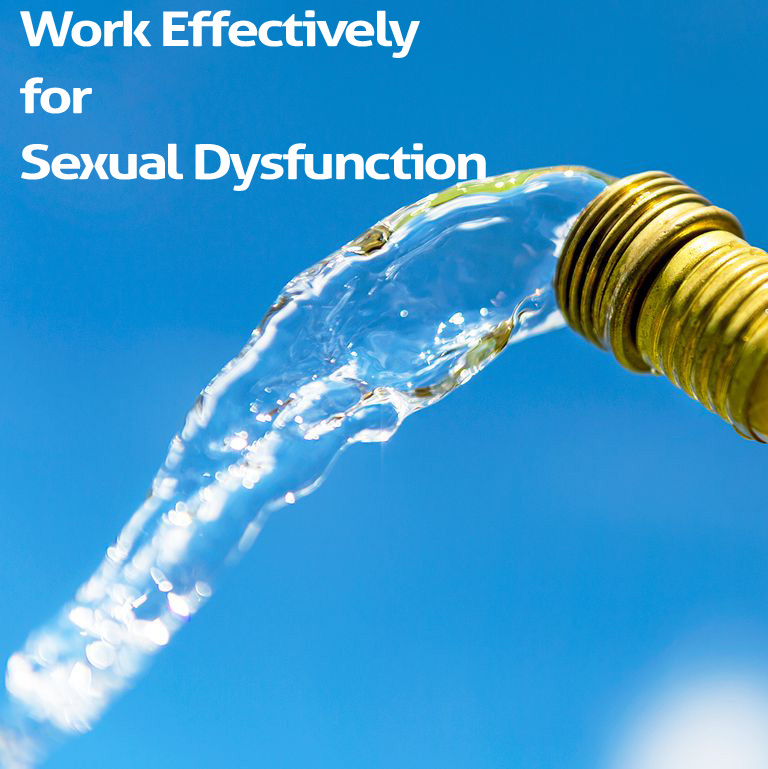 Work Effectively for Sexual Dysfunction