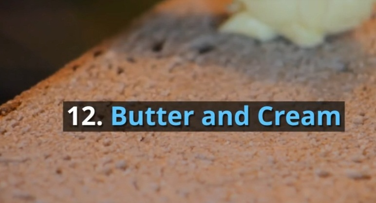 12. Butter & Cream