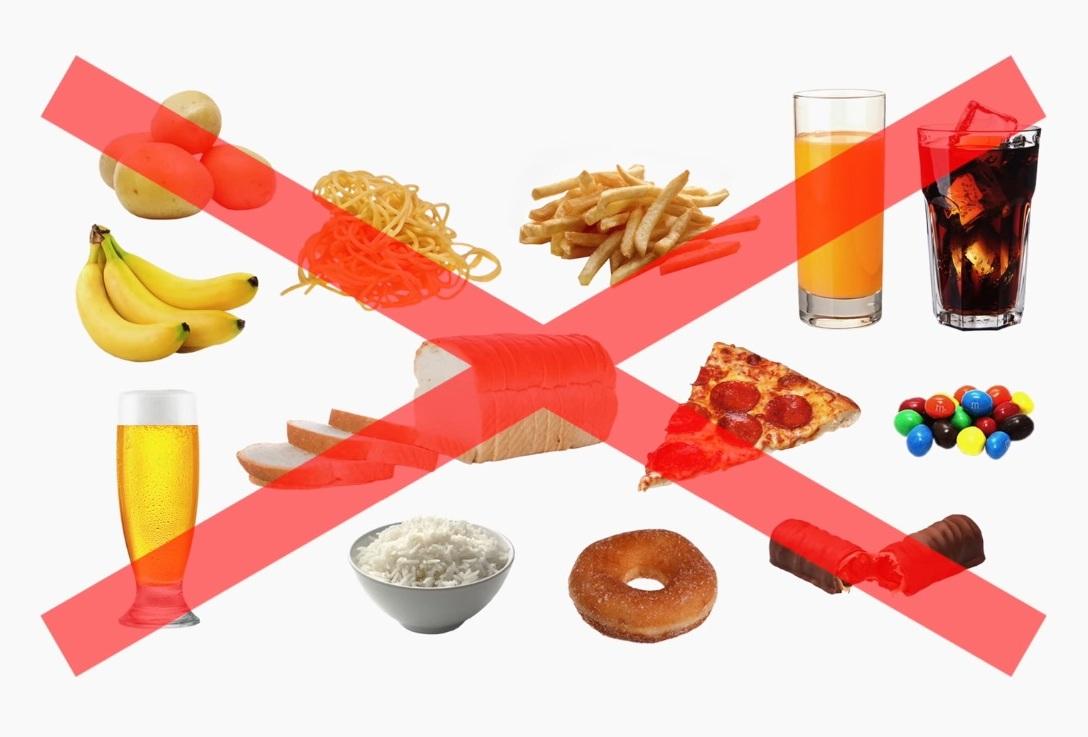Avoid Junk Food