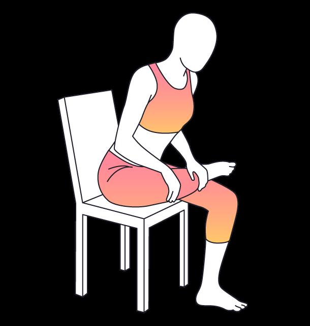 Seated Hip Stretch