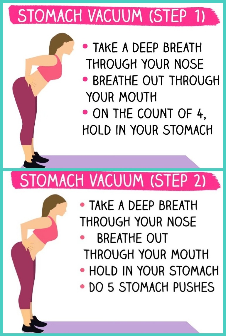 Stomach Vaccum