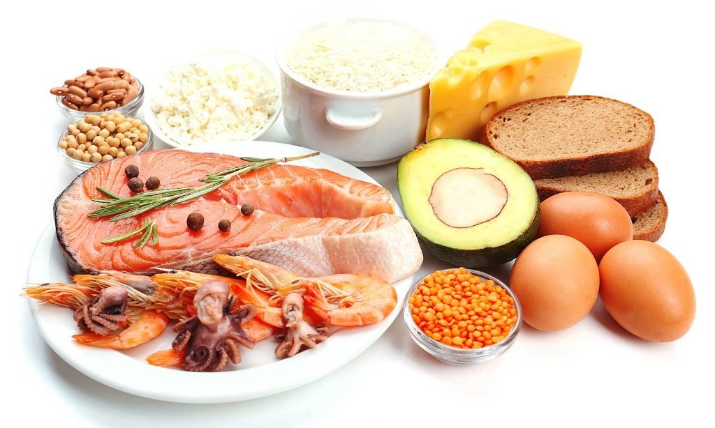 Increase protein consumption.