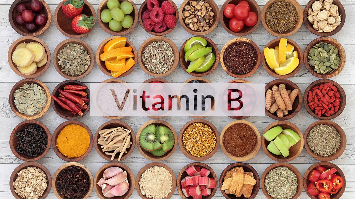 Intake B vitamins