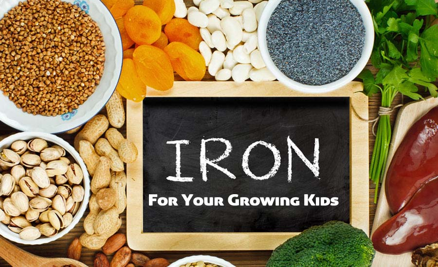 10 Best Iron-rich Foods For Your Growing Kids