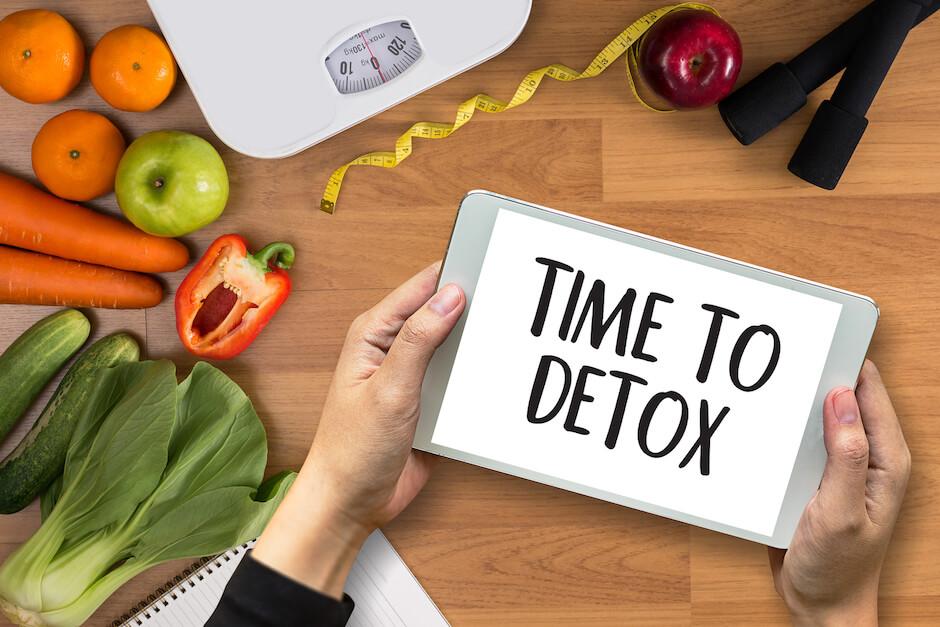 detoxifies
