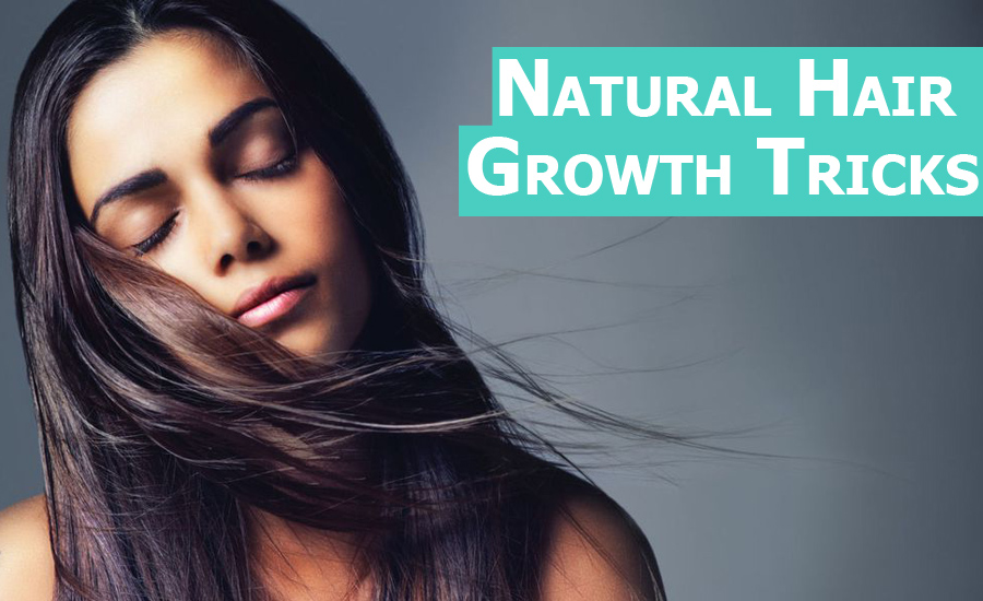 10 Natural Hair Growth Tricks to Make Your Hair Grow Faster