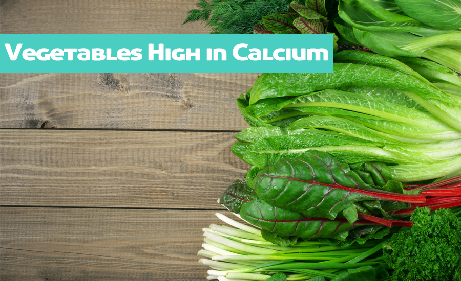 Eat These 10 Vegetables High in Calcium for Healthy Bones
