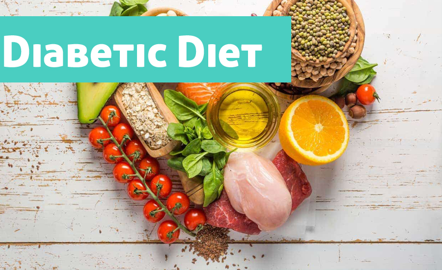 Diabetic Diet: 10 Foods That Won't Raise Blood Glucose