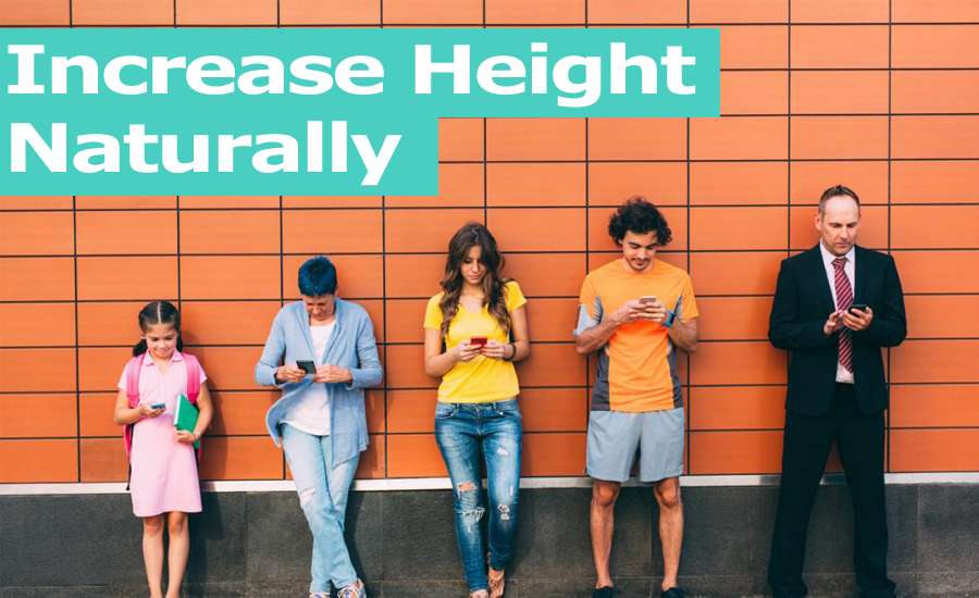 Effective Tips To Increase Height Naturally After Puberty