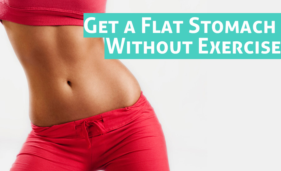 10 Foods to Avoid to Get a Flat Stomach Without Exercise