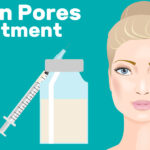 Open Pores Treatment for Shiny and Smooth Skin