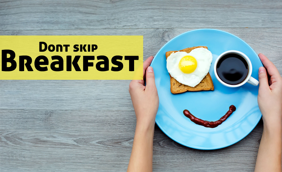 Skipping Breakfast: Can Increase Weight Gain & Obesity Risk
