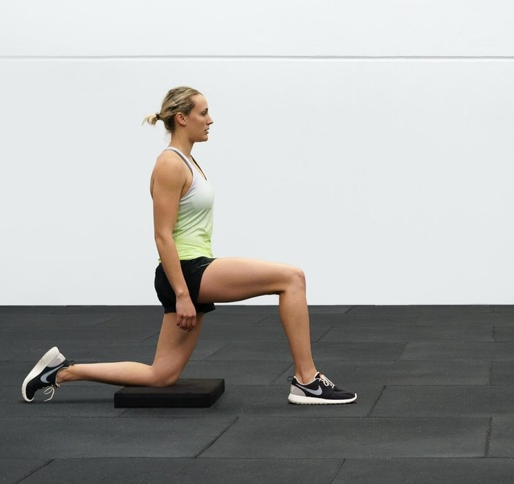 Mobilize Hip Flexor Stretch