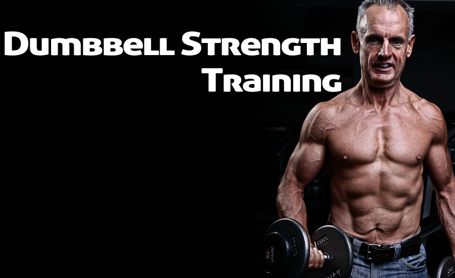 7 Dumbbell Strength Training Exercises for Guys Over 50