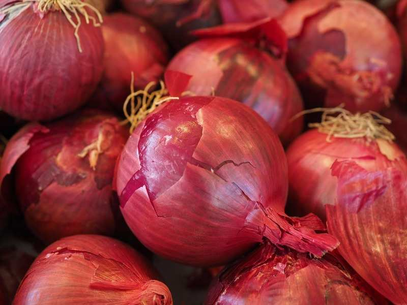 Use red onion