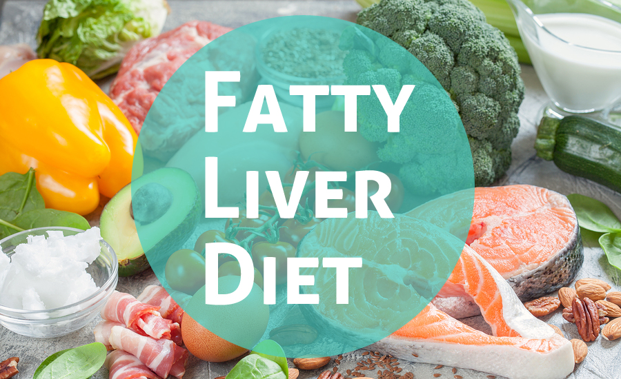 Fatty Liver Diet: Foods Good for Liver Repair