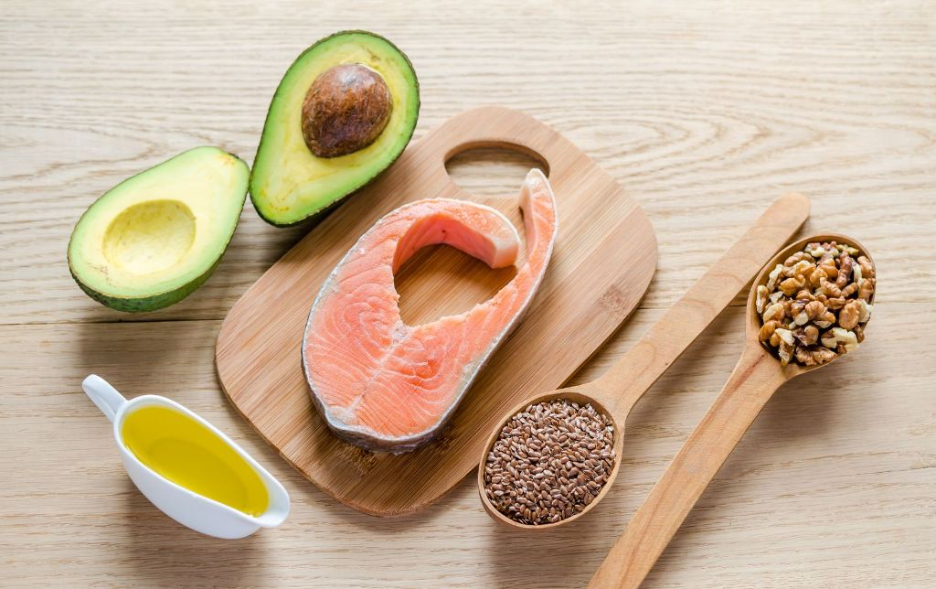 Polyunsaturated fatty acids fats