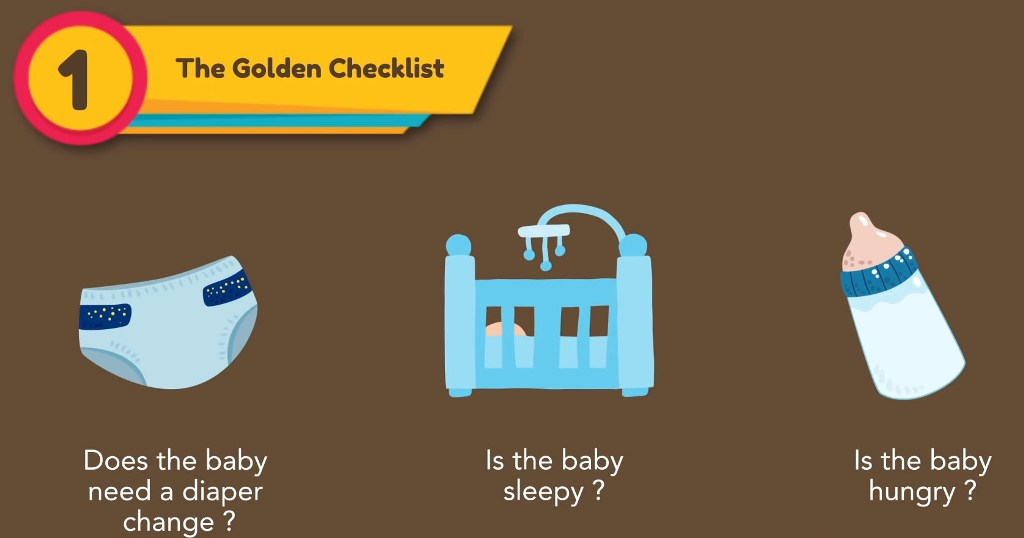 The golden checklist