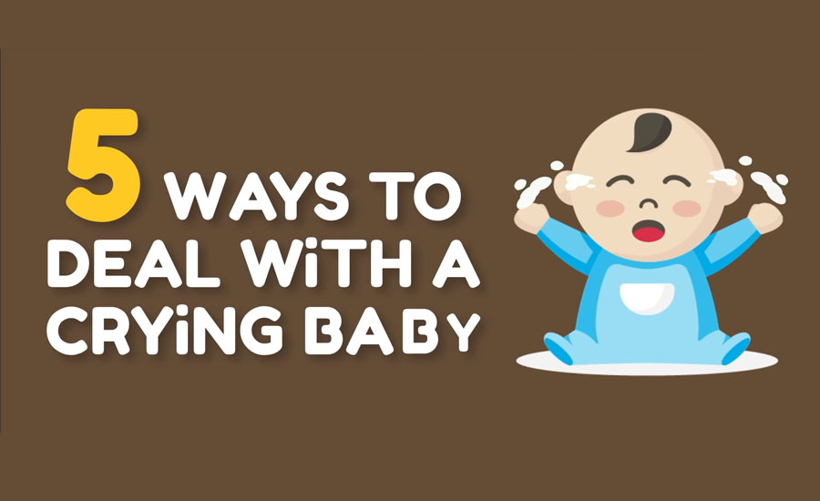 5 Simple Ways To Comfort A Crying Baby