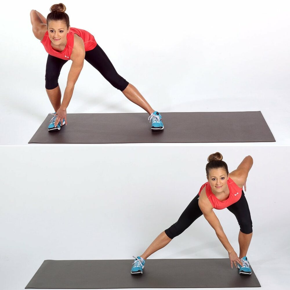 Lateral Lunge