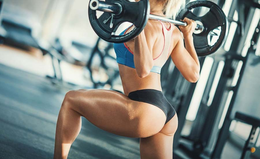 5 Muscle Groups Lower Body Strength Training Exercises