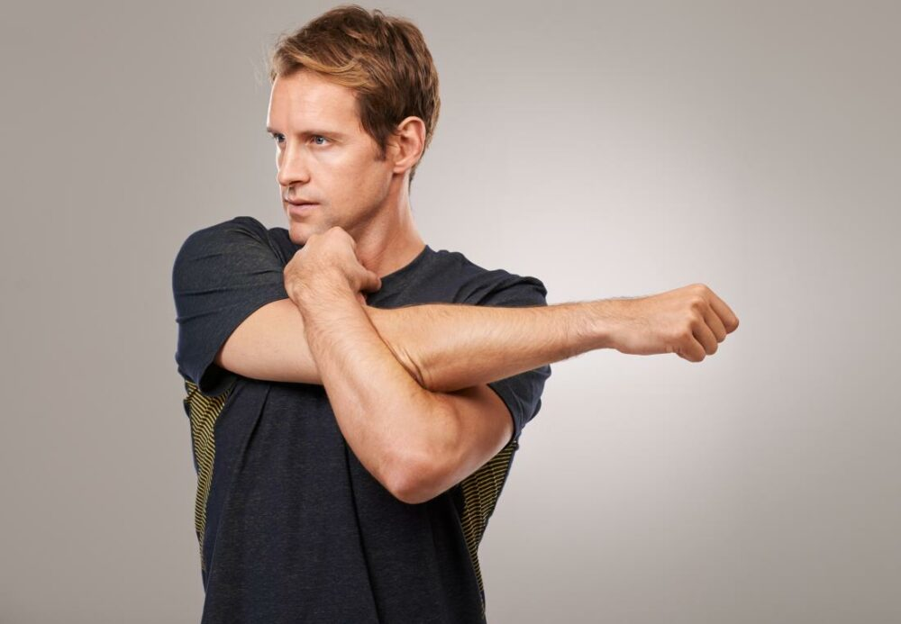 Shoulder Stretch
