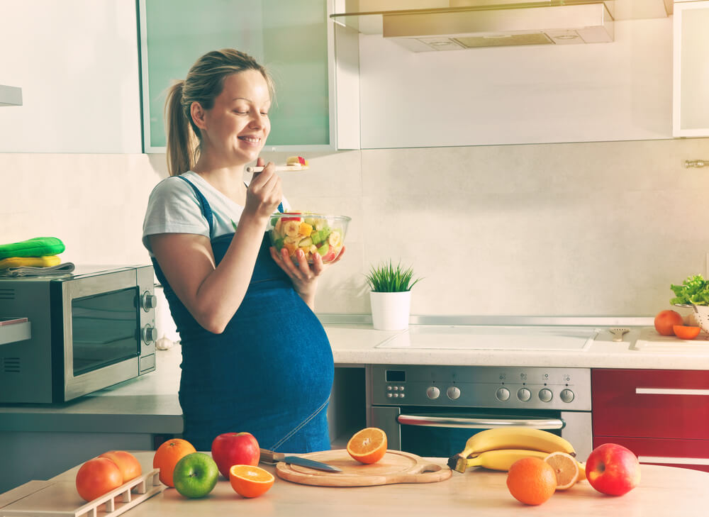6 Best Foods to Eat During Pregnancy in Springtime