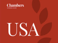 Chambers USA 2019 Cover Detail