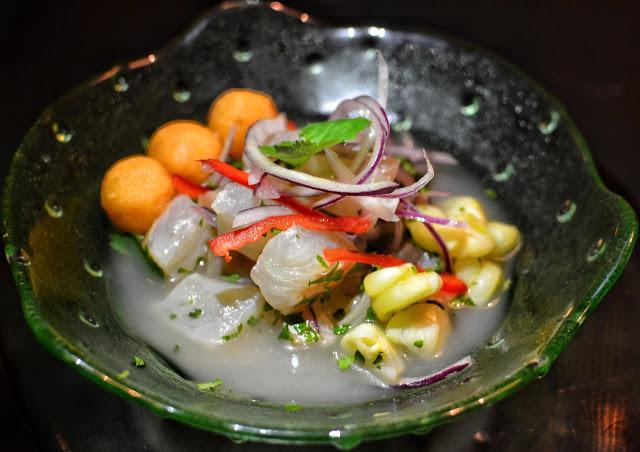 CHICHA Peruvian Restaurant Hong Kong