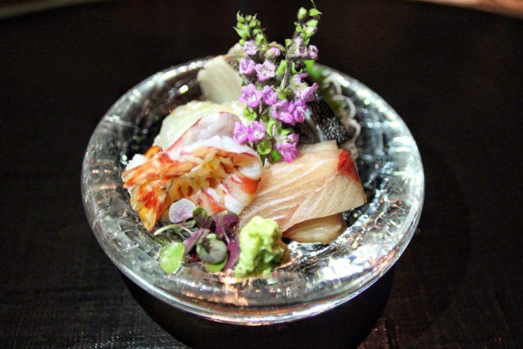 HANAYAGI KAISEKI DINNER AT HINOKIZAKA The Ritz-Carlton, Tokyo