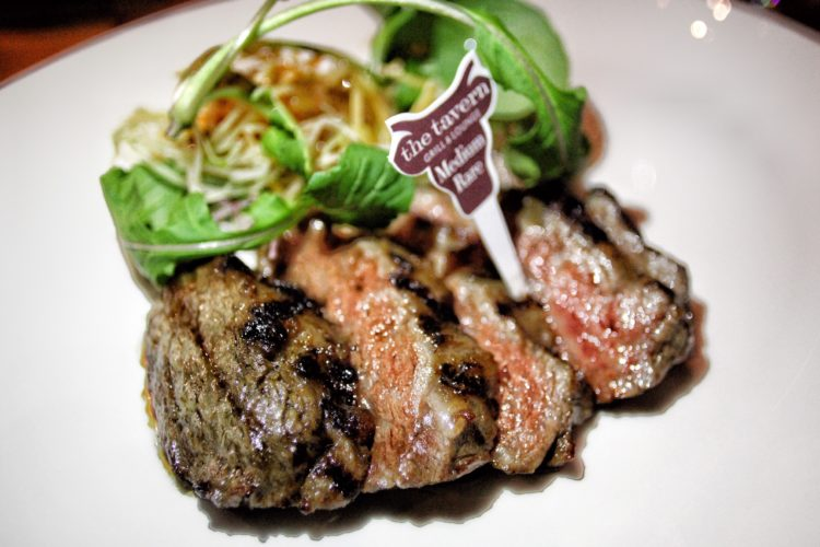 THE TAVERN – GRILL & LOUNGE Andaz Tokyo