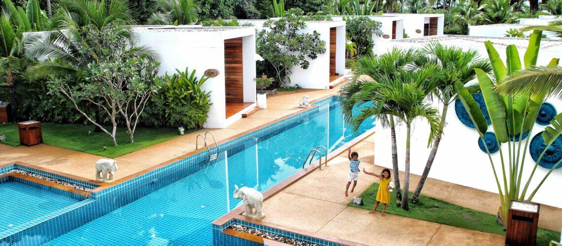 Zee Luxury Boutique Hotel Koh Phangan
