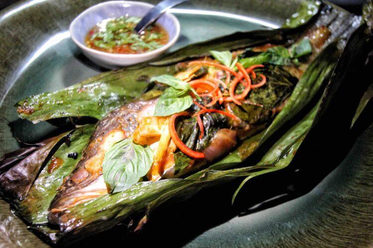 Pla Pla Restaurant at Four Seasons Resort Koh Samui