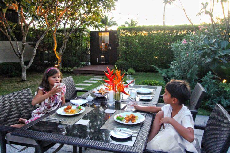 In-Villa Dining at InterContinental Koh Samui Resort