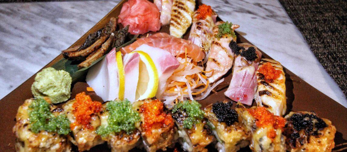 Hashi Japanese Restaurant at JW Marriott Maldives Resort & Spa