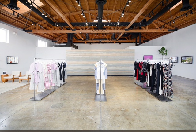 Reformation Retail Store Melrose West Hollywood CA