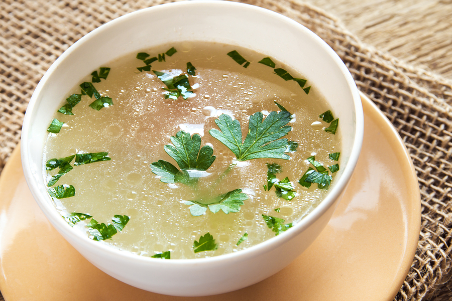 Light Spring Soup Recipe
