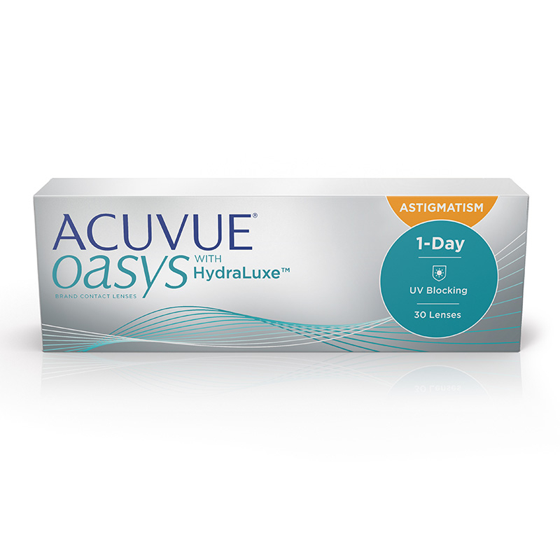 Acuvue Oasis 1-Day for Astigmatism