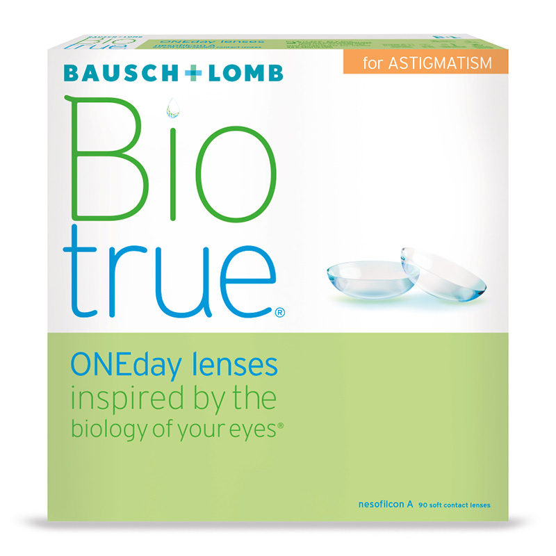 Biotrue ONEday for Astigmatism