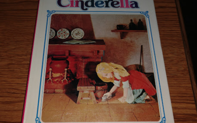 Reading with Remy — Cinderella
