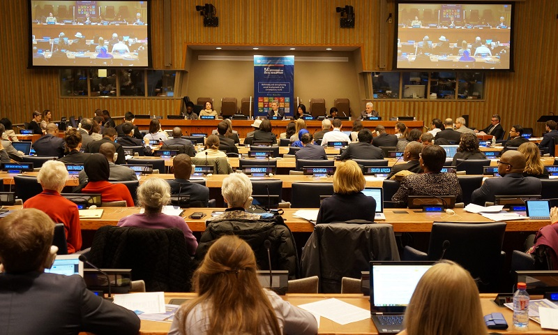 Civil Society Representatives Prepare for CSocD54 in Romania