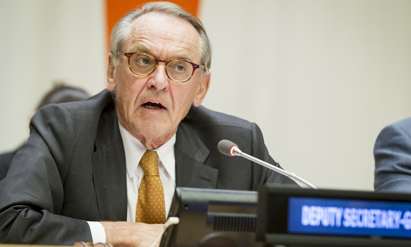 'No-One Left Behind' is Ethical Imperative of New Development Agenda